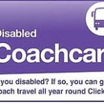 Discount Travel With a Disabled Coachcard