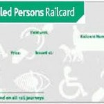 Disabled Persons Railcard.