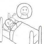 Sleep just happens