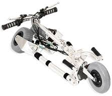 travelscoot mobility folded