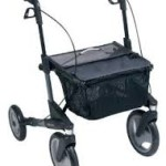 The Topro Olympos Rollator