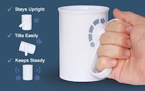 Handsteady Mug.