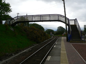 Railway stations , so often they are not 'step-free'