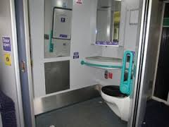 Train travel for the disabled