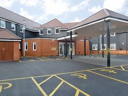 The new Chiltern's MS Therapy Centre