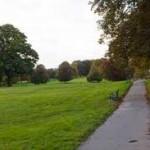 Accessible paths in Blackbirds Moor, Boxmoor
