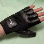 Global Leather Wheelchair Gloves
