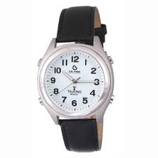 Men's Talking Wrist Watch