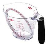Oxo Good Grips angled measuring jug