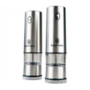 Salt and Pepper Grinders Battery Operated
