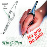 Ergonomic Ring-Pen