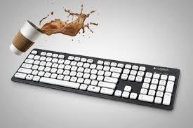 Logitec washable keyboard