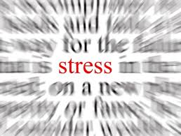 Stress and multiple sclerosis are not good friends