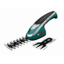 Bosch Isio shape & edging shears