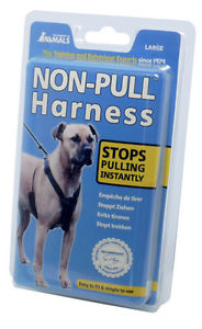 It really does stop the dog pulling