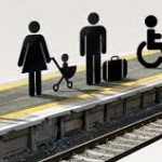 Railway stations, access for disabled travellers