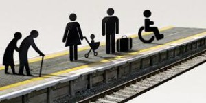 Railway stations and access for the disabled