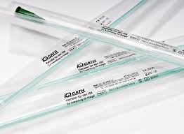 Manfred Sauer catheters for intermittent self-catheterisation