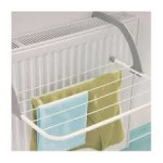 Radiator Airer With 5 Adjustable Arms For Drying Clothes
