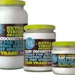 Lucy Bee Extra Virgin Raw Organic Coconut Oil