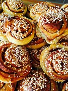 Chelsea Buns, essential for refueling