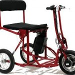Di Blasi R30 Folding Mobility Scooter