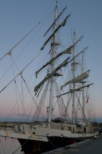 Tall Ship Boat Sailing holiday