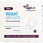 I use incontinence pads