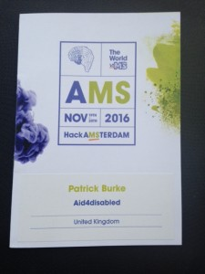 WorldvsMS challenge and The Amsterdam HACK