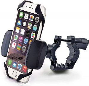 Bike Phone Holder For A Smartphone