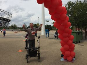 Parallel London sponsored walk