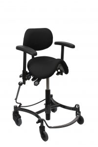 VELA Salsa sit-stand chair