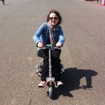 My amazing Travelscoot and true independence