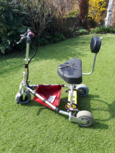 Cherished Travelscoot is for Sale