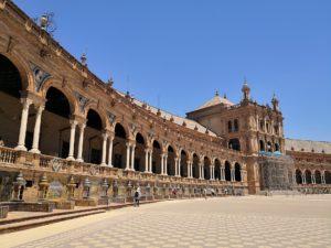 Five day city break in Seville