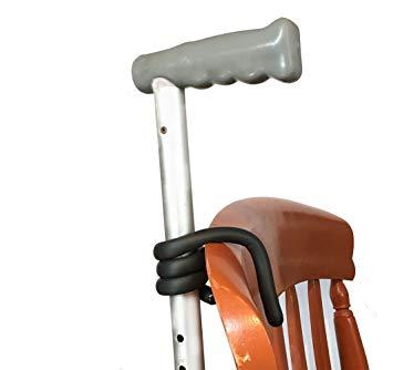 flexible walking stick holder