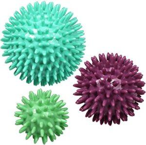 spiky ball foot massage